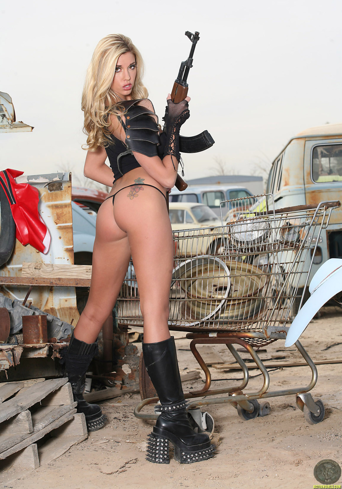 Action girls galleries and pics for free