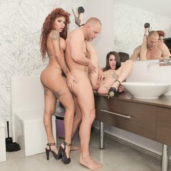 Alexa Nasha Venus Afrodita 3some Porn from evilangel.com ...